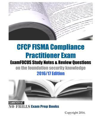 Cfcp Fisma Compliance Practitioner Exam