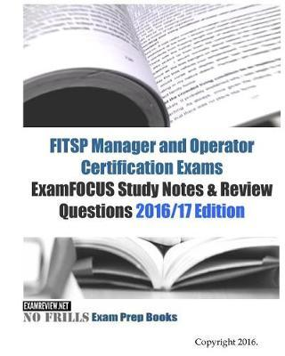 Fitsp Manager and Operator Certification Exams