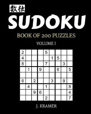 Sudoku  Book of 200 Puzzles (Volume 1)