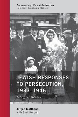 Jewish Responses to Persecution, 1933-1946
