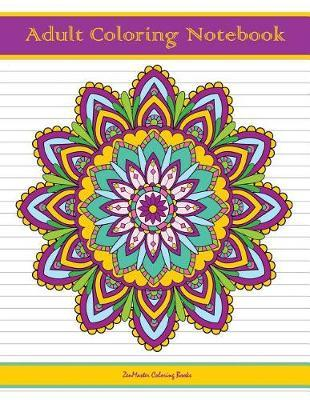 Adult Coloring Notebook