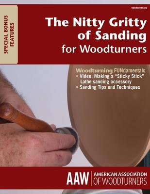 The Nitty Gritty of Sanding for Woodturners