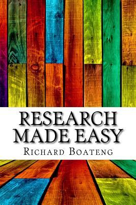 Research Made Easy  Limited Edition
