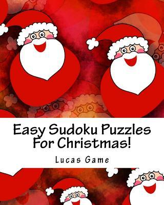 Easy Sudoku Puzzles for Christmas!