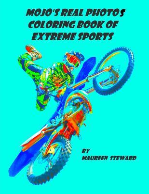 Astrosadventuresbookclub.com Mojo's Real Photos Coloring Book of Extreme Sports Image