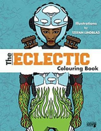 The Eclectic Colouring Book