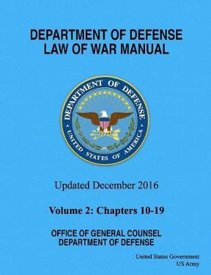 Department of Defense Law of War Manual