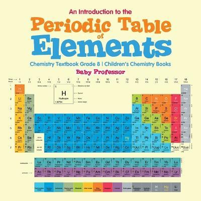An Introduction To The Periodic Table Of Elements Baby Professor