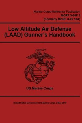 Marine Corps Reference Publication McRp 3-20f.9 (Formerly McRp 3-25.10a) Low Altitude Air Defense (Laad) Gunner's Handbook 2 May 2016