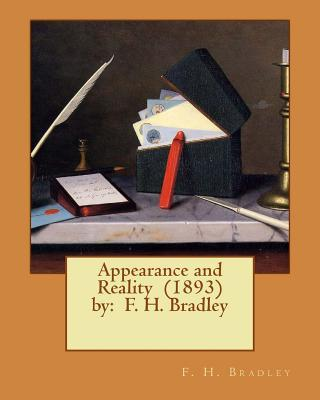 Appearance and Reality (1893) by