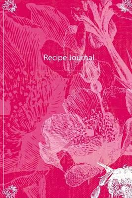 Recipe Journal: Blank Cookbook: Notes Recipe: Diary Notebook: Trolley Fruit