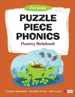 Puzzle Piece Phonics Fluency Notebook First Grade Carolyn