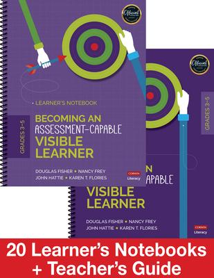Becoming an Assessment-Capable Visible Learner, Grades 3-5: Classroom Pack