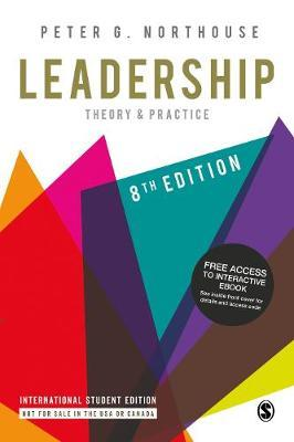 leadership theory and practice 8th edition pdf free