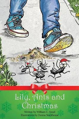Lily, Ants and Christmas