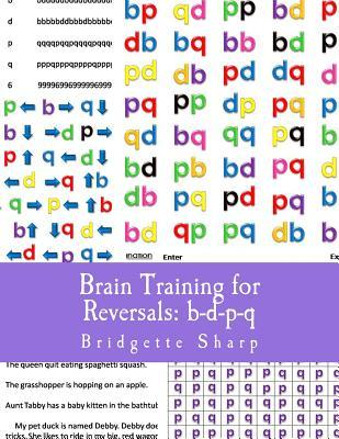 Brain Training for Reversals: B-D-P-Q