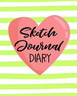 Sketch Journal Diary  Blank Doodle Draw Sketch Books