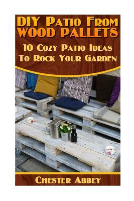 DIY Patio from Wood Pallets  10 Cozy Patio Ideas to Rock Your Garden (Household Hacks, DIY Projects, Woodworking, DIY Ideas)