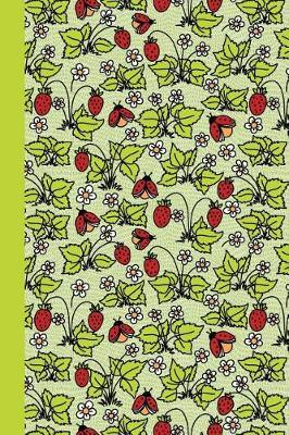 Journal : Ladybugs (Green) 6x9 - Graph Journal - Journal with Graph Paper Pages, Square Grid Pattern
