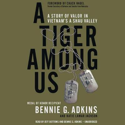 A Tiger Among Us Lib/E  A Story of Valor in Vietnam's a Shau Valley
