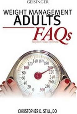 Weight Management: Adults FAQs