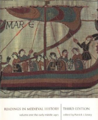 Readings in Medieval History:V1 3e Pb