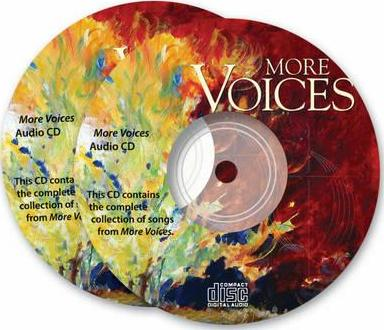 More Voices Audio CD set