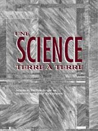 Une Science Terre a Terre