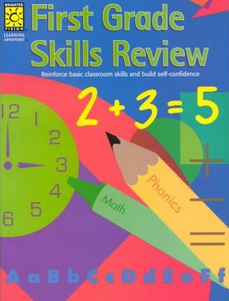 First Grade Skills Review