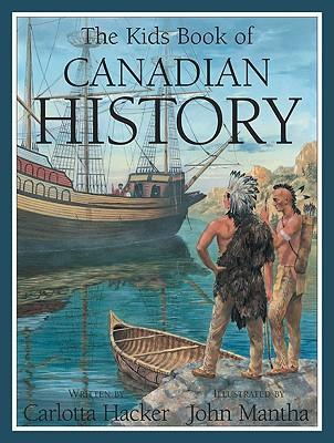 Kids Book of Canadian History