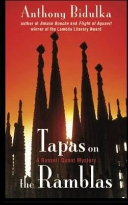 Tapas on the Ramblas Cover Image