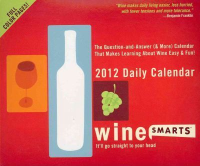 Winesmarts 2012 Page-A-Day Calendar