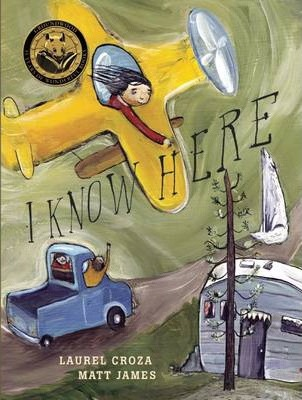 I Know Here Cover Image