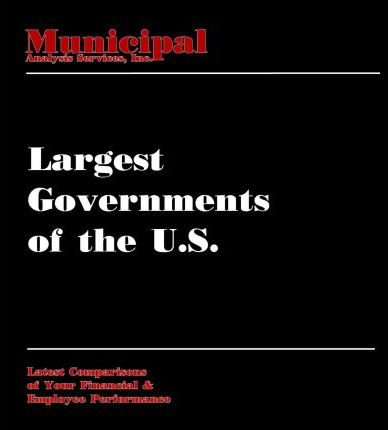Largest Governments of the U.S. 2006