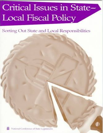 Critical Issues in State-Local Fiscal Policy