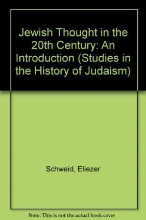 Jewish Thought in the 20th Century