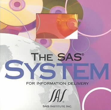 The Sas System for Information Delivery