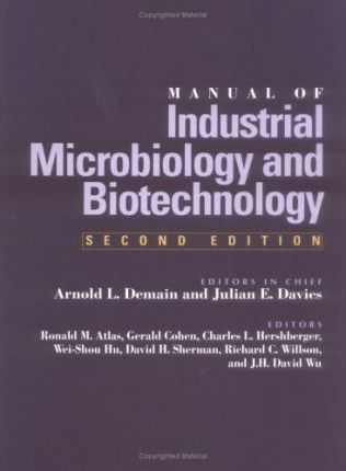 manual of industrial microbiology and biotechnology gerald cohen rh bookdepository com manual of industrial microbiology and biotechnology 2nd edition pdf manual of industrial microbiology and biotechnology 3rd edition pdf
