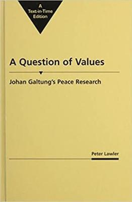 A Question of Values
