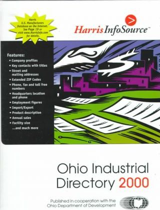 Harris Ohio Industrial Directory 2000