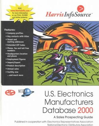 U.S. Electronic Manufacturers Directory 2000