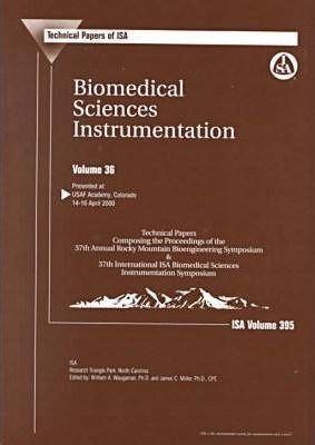 Biomedical Sciences Instrumentation: Vol 36