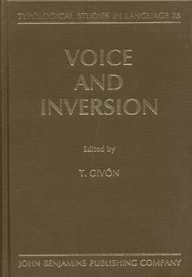 voice and inversion givn t