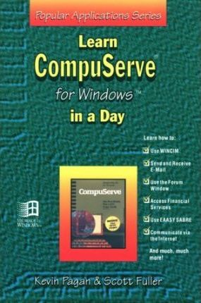 Learn Compuserve for Windows in a Day