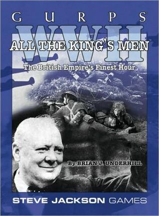 Gurps WWII All the Kings Men