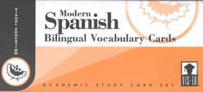 Spanish: Modern Vocabulary Cards
