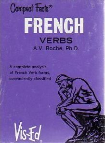 French Verbs Cards