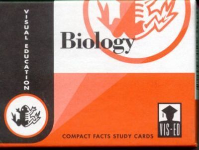 Biology Compact Facts Cards - 1991