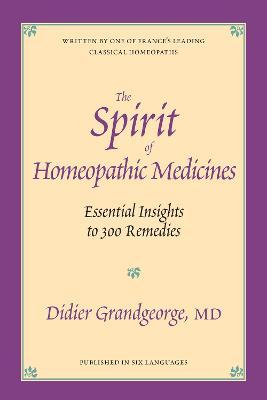 Spirit Of Homeopathic Med.