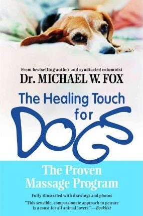 Healing Touch for Dogs Cover Image